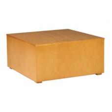 Monaco Cube, 30 x 30 x 16, Wooden