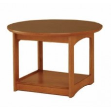 Sedona Round End Table, 30""