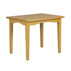 Shaker Rectangular End Table