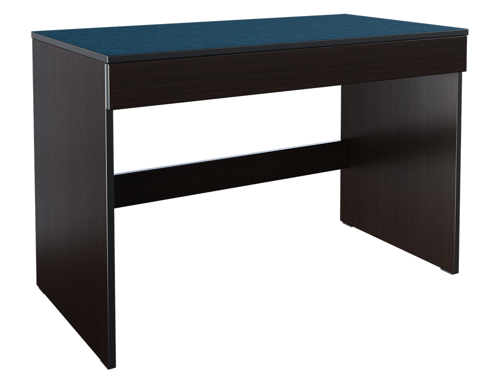 "Contempo Panel End Study Desk w/Pencil Drawer, 42""W"