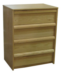 "Homestead 4 Drawer Chest, 30""W"