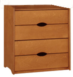"Sedona 4 Drawer Chest, 30""W"