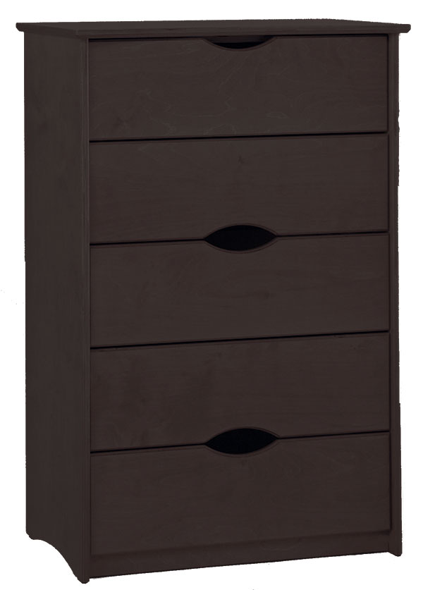"Sedona 5 Drawer Chest, 30""W"