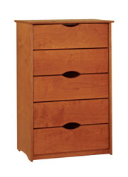 "Sedona 5 Drawer Chest, 36""W"