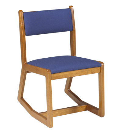 Webster Two Position Chair w/Upholstered Seat & Back
