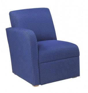Beau Monaco Chair W/Left Arm Only