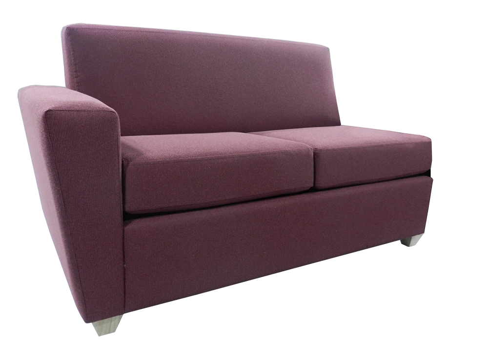 X-Elle Settee w/Left Arm Only