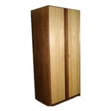 "Homestead Double Door Wardrobe w/Interior Shelf & Clothes Rod, 36""W, 60""H"