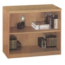Homestead Bookcase w/1 Fixed Shelf & 1 Adjustable Shelf