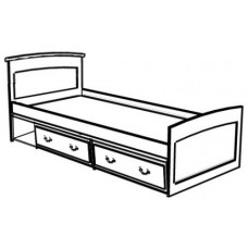 Madison Heavy Duty Captains Beds