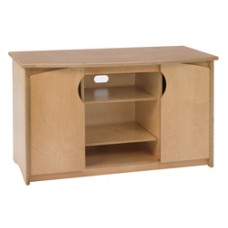 Sedona Media Chest w/2 Doors, 1 Fixed Shelf & 1 Adjustable Shelf