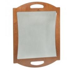 "Sedona Mirror, 30""W x 60""H"