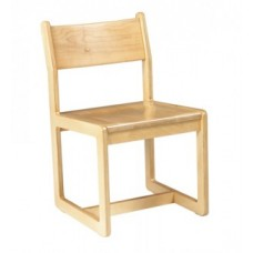 Brycen Sedona Unibody Chair w/Wood Seat & Back