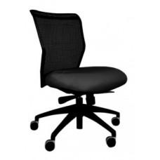 Dawn Midback Armless Chair