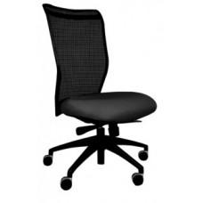 Dusk Highback Armless Chair