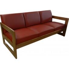 Delaware Sled Base Sofa