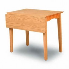 Nittany Double Drop Leaf Tables w/Rectangular Tops