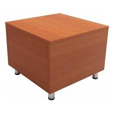 Link Short Wooden Cube
