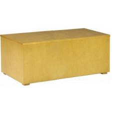 Monaco Cube Coffee Table, 48 x 18 x 16, Wooden