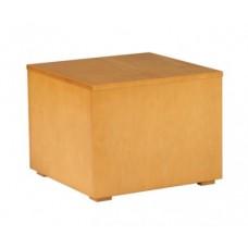 Monaco Cube, 20 x 20 x 16, Wooden