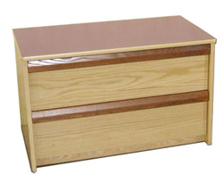 "Homestead 2 Drawer Chest, 30""W"