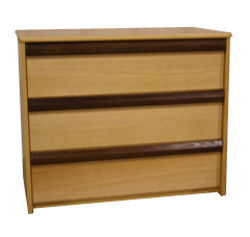 "Homestead 3 Drawer Chest, 30""W"