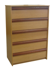 "Homestead 5 Drawer Chest, 30""W"
